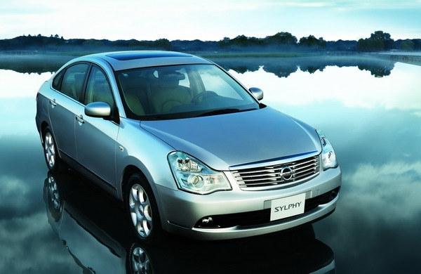 2008 Nissan Bluebird Sylphy 2.0H