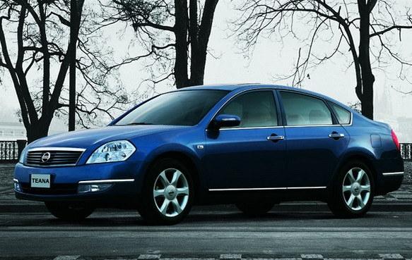 2008 Nissan Teana 2.3 SE