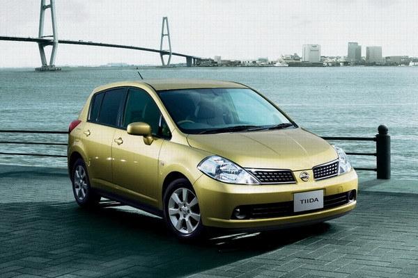 2010 Nissan Tiida 1.8 5D B