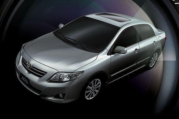 2008 Toyota Corolla Altis 1.6 J