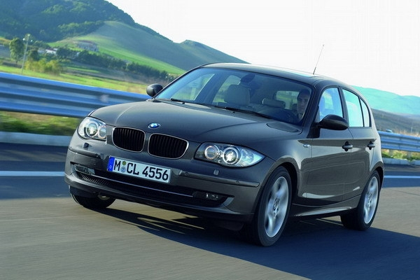 2009 BMW 1-Series 120i
