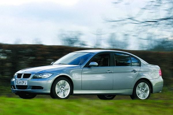2008 BMW 3 Series Sedan 335i