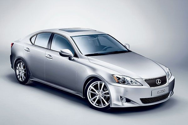 2008 Lexus IS 250 旗艦Navi版