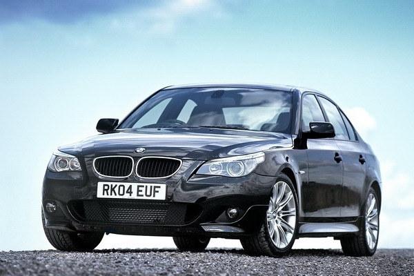 2009 BMW 5-Series 535d