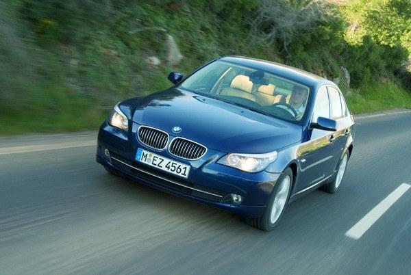2009 BMW 5-Series 520d