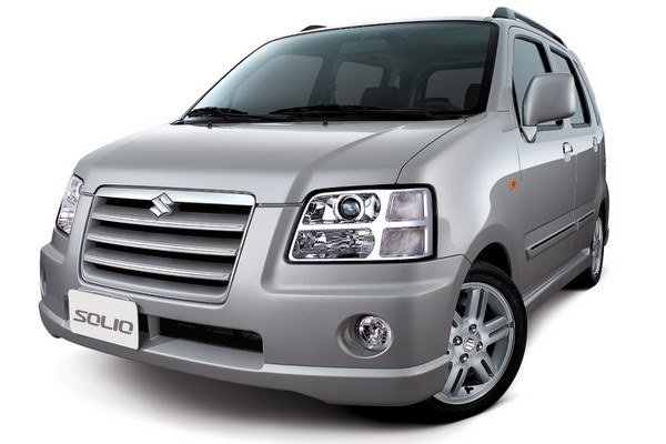 2008 Suzuki Solio 1.3 GLX