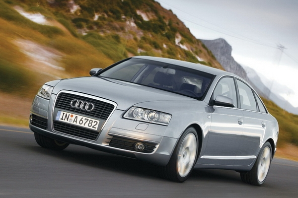 2008 Audi A6 Sedan