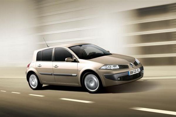 2008 Renault Megane Hatch 1.6
