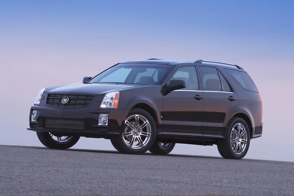 2009 Cadillac SRX 3.6 P