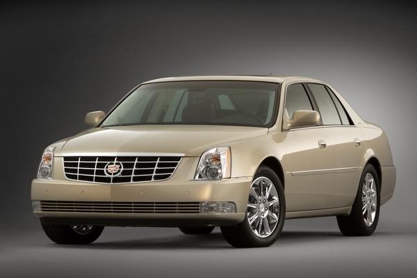 2008 Cadillac DTS 4.6 Plutinm