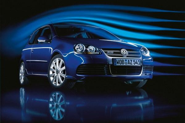 2008 Volkswagen Golf R32 3D