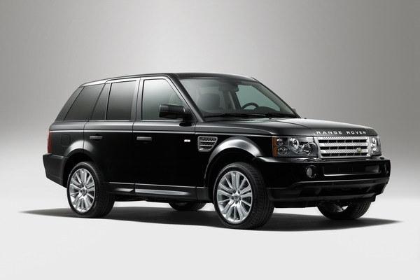2009 Land Rover Range Rover Sport 4.2SC