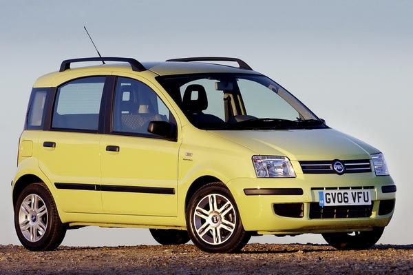 2008 Fiat Panda 1.3