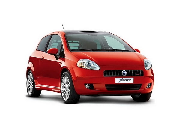 2008 Fiat Grand Punto 1.9d