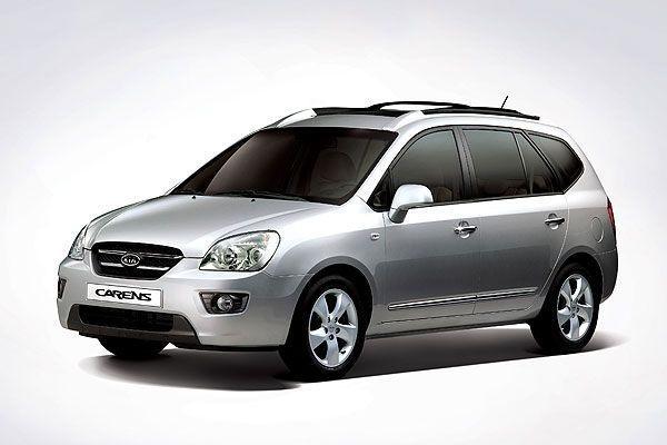 2008 Kia Euro Carens 2.0 精選版