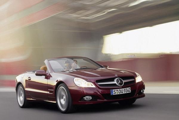 2008 M-Benz SL SL500