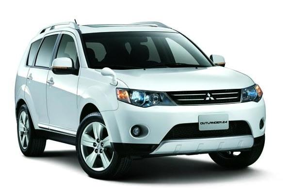 2008 Mitsubishi Outlander 2.4 2WD精緻型