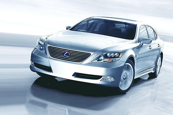 2009 Lexus LS