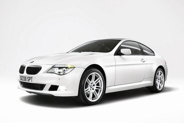 2009 BMW 6-Series