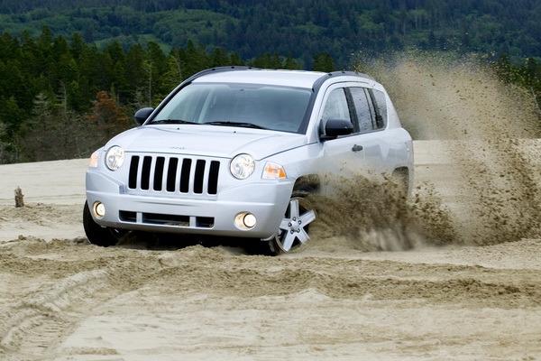 2009 Jeep Compass 2.4