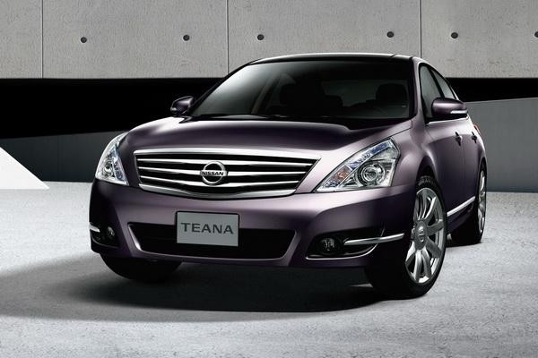 2009 Nissan Teana