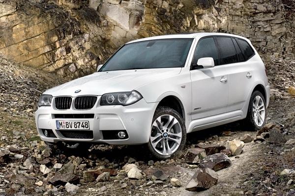 2009 BMW X3 xDrive