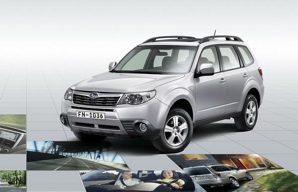 2009 Subaru Forester 2.0X