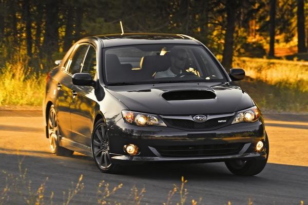 2009 Subaru Impreza WRX 4D