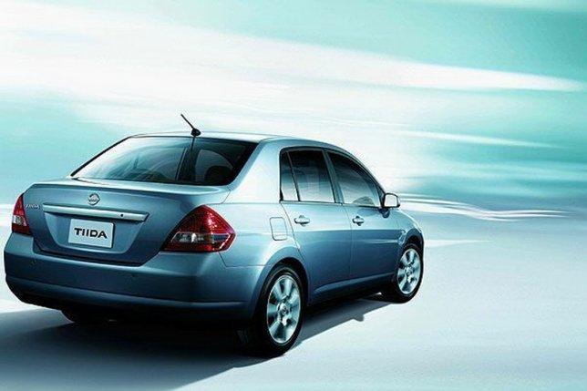 2013 Nissan Tiida 4D 1.6 L