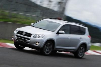 2011 Toyota RAV4 2.4 G