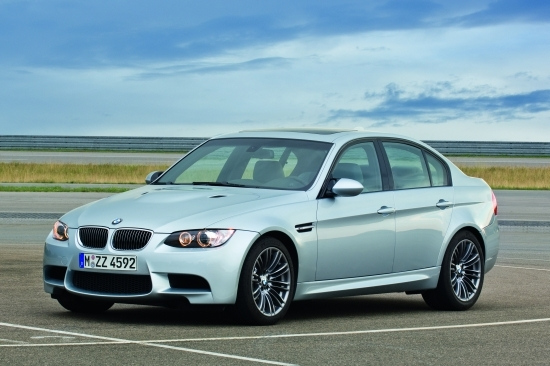 2012 BMW 3-Series Sedan M3