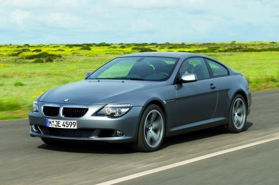 2010 BMW 6-Series 630i