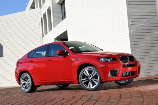 2011 BMW X6 M 4.4