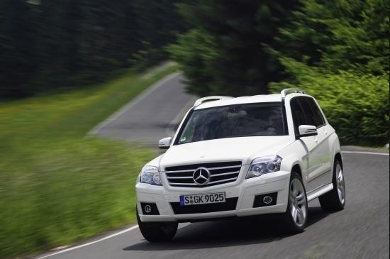 2010 M-Benz GLK-Class GLK220 CDI