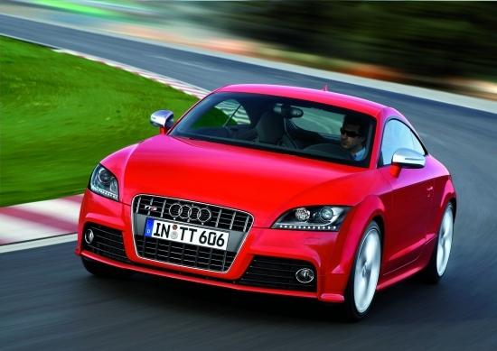 2010 Audi TT S