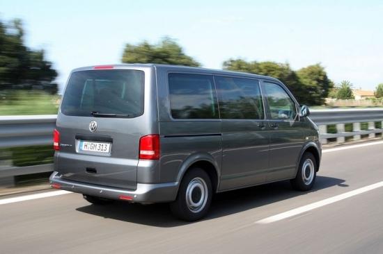 2012 Volkswagen Caravelle 2.0 TDI LWB M6