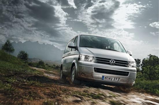 2011 Volkswagen Caravelle SWB 2.0 TDI