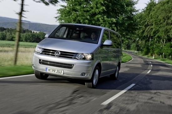 2011 Volkswagen Multivan 2.0 TDI
