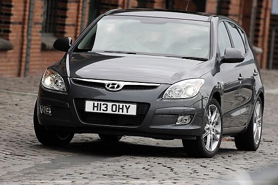 2011 Hyundai i30 經典型