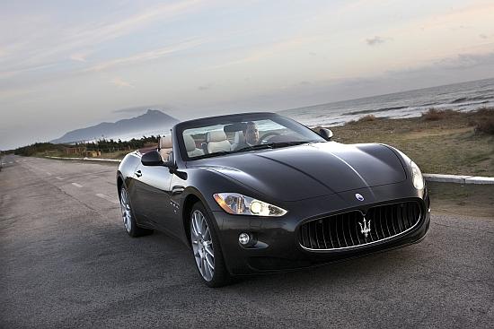 2011 Maserati GranCabrio 4.7