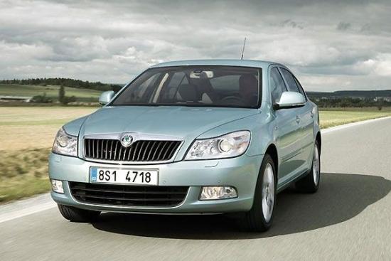 2010 Skoda Octavia Sedan