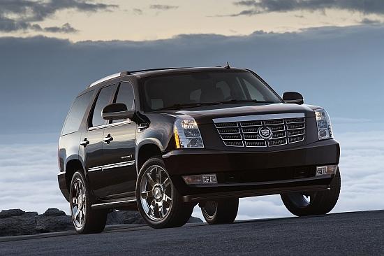 2010 Cadillac Escalade 6.2 Premium