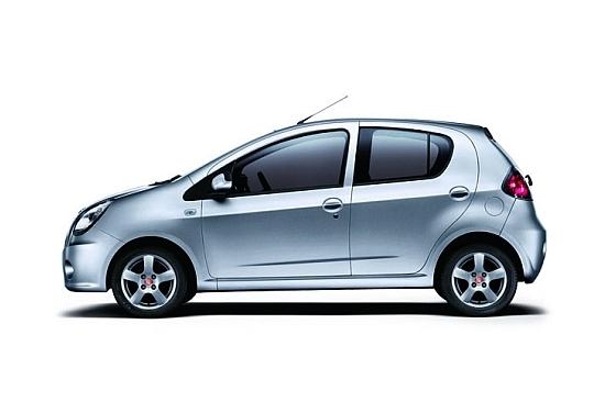 2011 Tobe M'car 1.3 2A手排輕鬆版