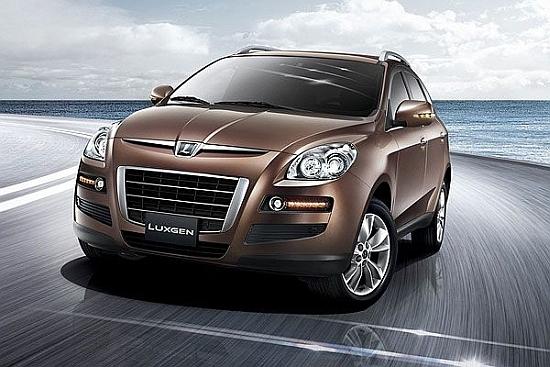 2012 Luxgen 7 SUV 尊爵型