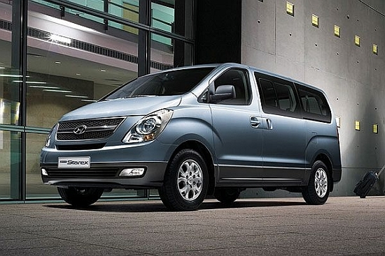 2010 Hyundai Grand Starex 尊貴型