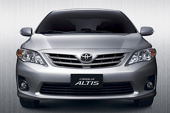 2012 Toyota Corolla Altis 1.8 J