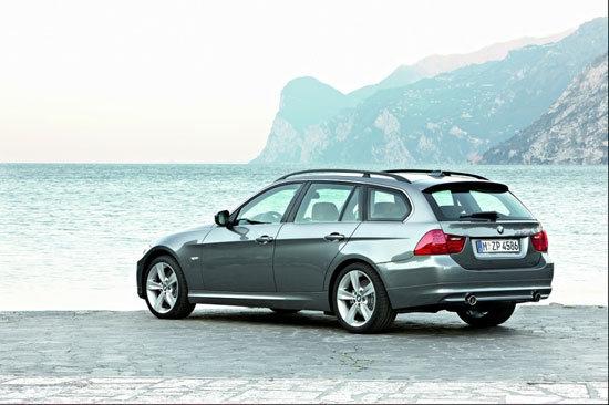 2011 BMW 3-Series Touring 320d