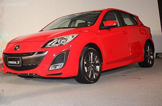 2011 Mazda 3 5D 2.5S