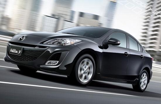 2011 Mazda 3 4D