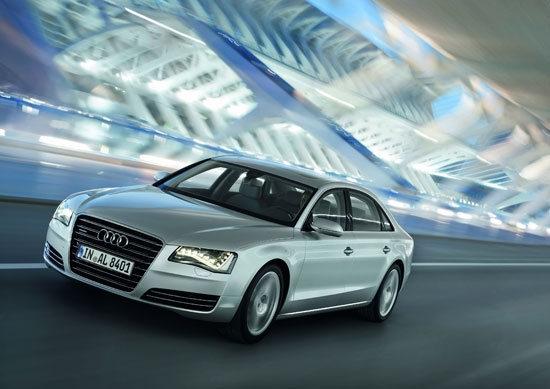 2011 Audi A8 V6